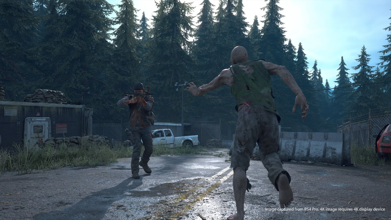 Days Gone Hands-on Preview - Bikers Meet Zombies 3