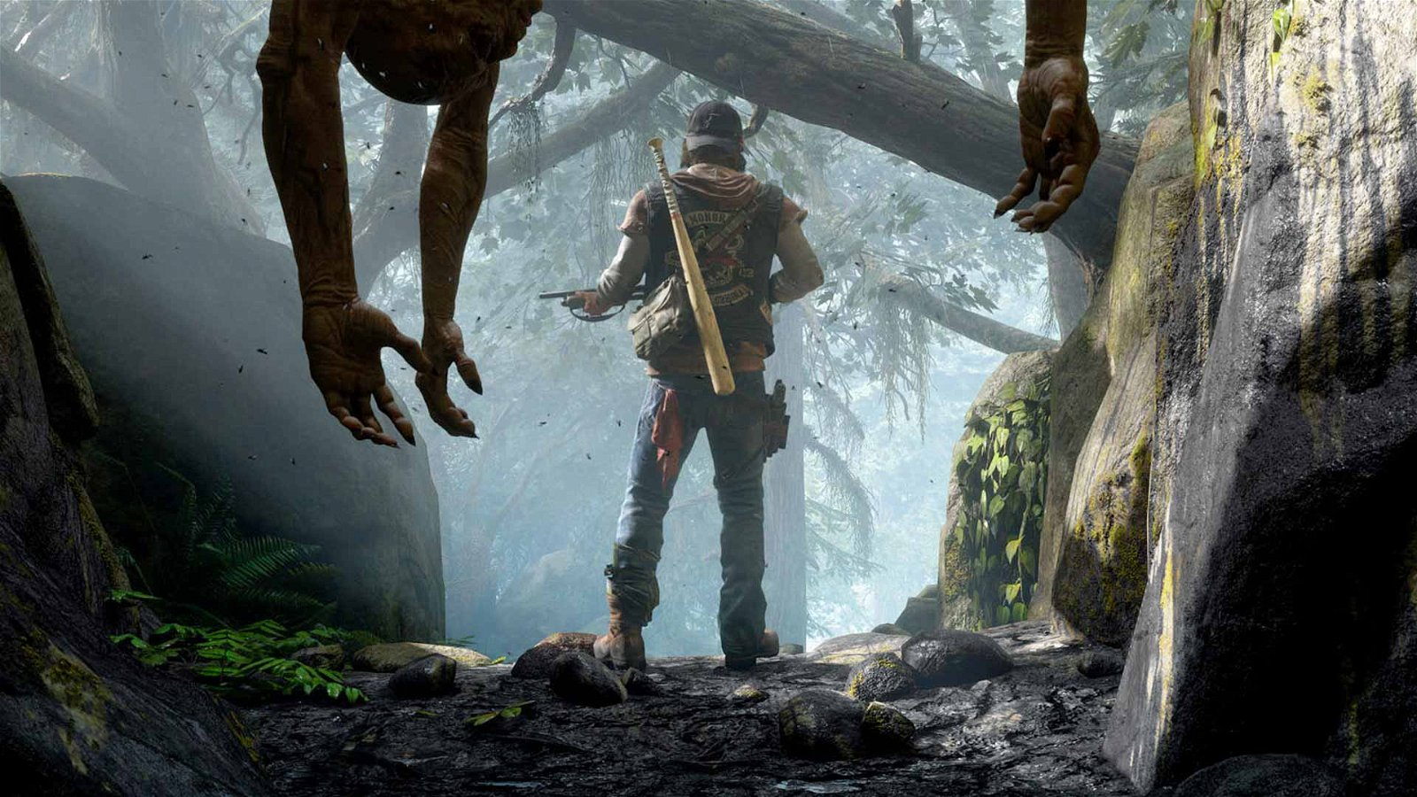 Days Gone Hands-on Preview - Emergent Open-world Zombie Action
