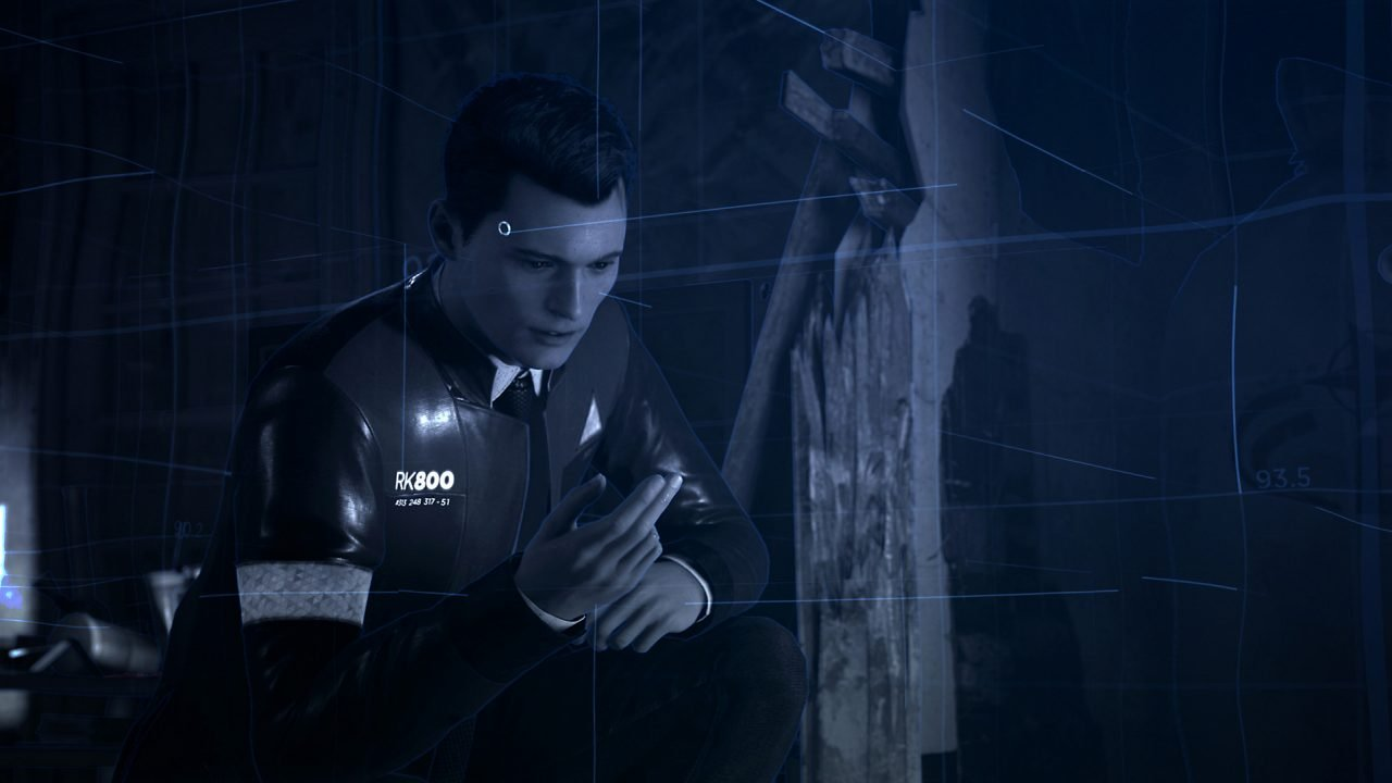 Connor Detroit Become Human Wallpaper: Detroit: Become Human Review