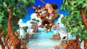 Donkey Kong Country: Tropical Freeze (Nintendo Switch) Mini Review