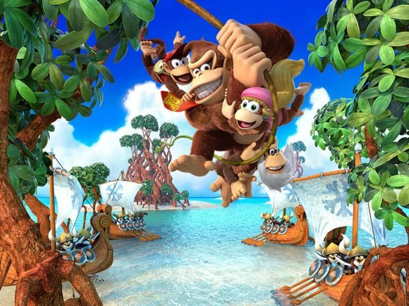 Donkey Kong Country: Tropical Freeze (Nintendo Switch) Mini Review 1