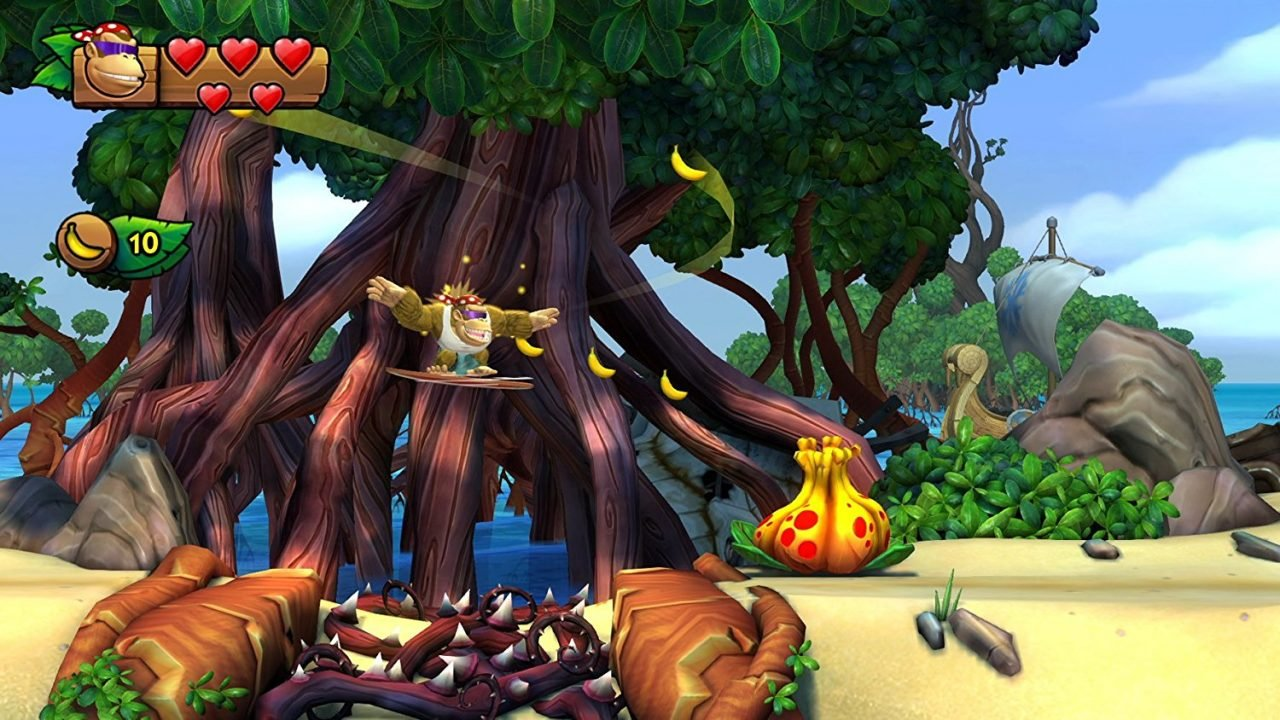 Donkey Kong Country: Tropical Freeze (Nintendo Switch) Mini Review 2