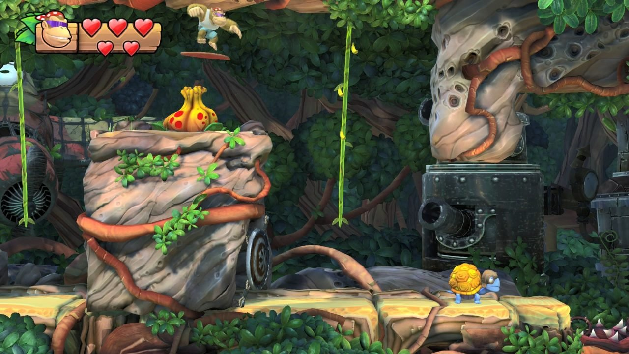Donkey Kong Country: Tropical Freeze (Nintendo Switch) Mini Review 3