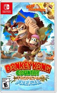 Donkey Kong Country: Tropical Freeze (Nintendo Switch) Mini Review 1