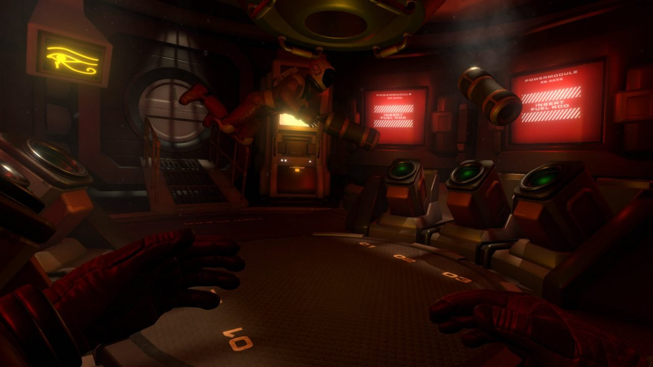 Downward Spiral: Horus Station (Pc) Review 1