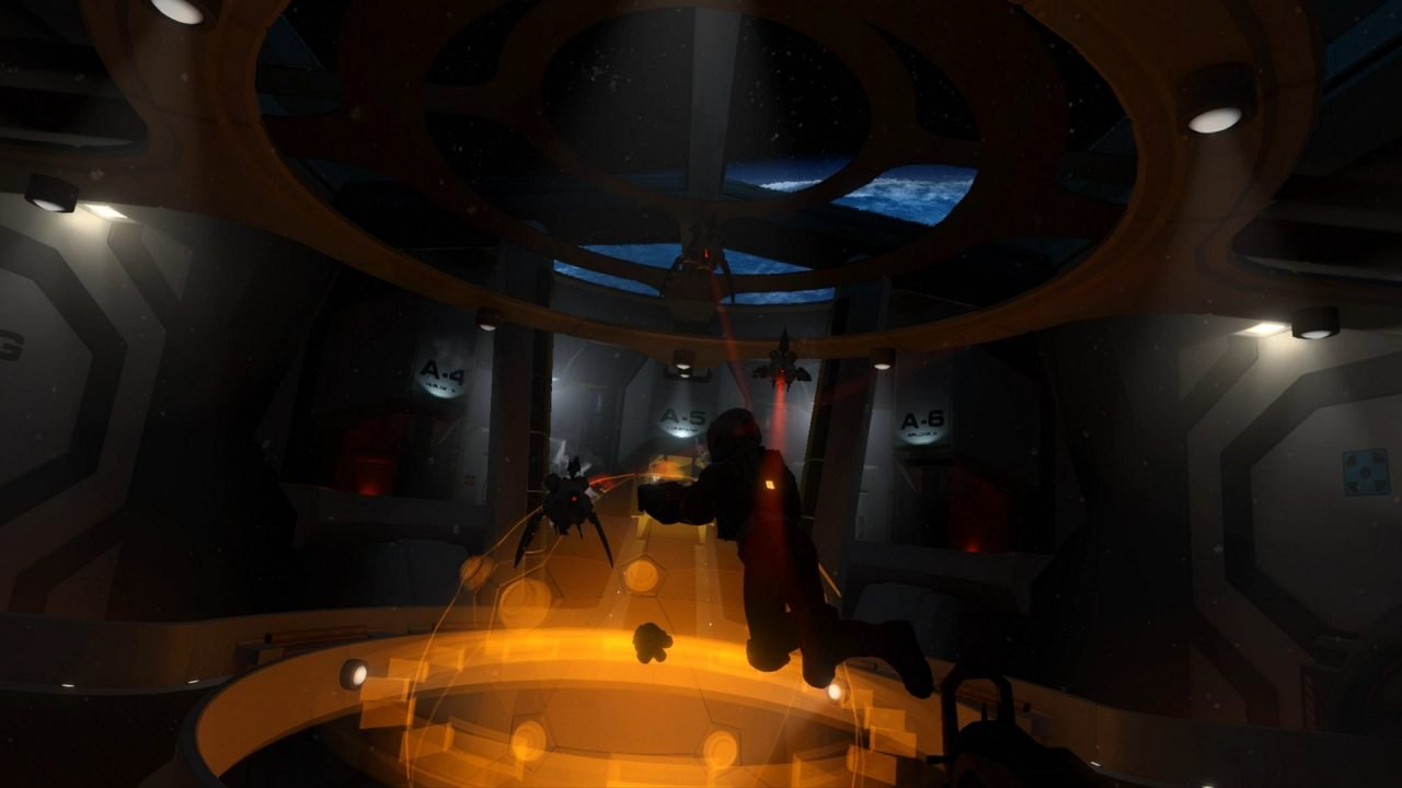 Downward Spiral: Horus Station (Pc) Review 4