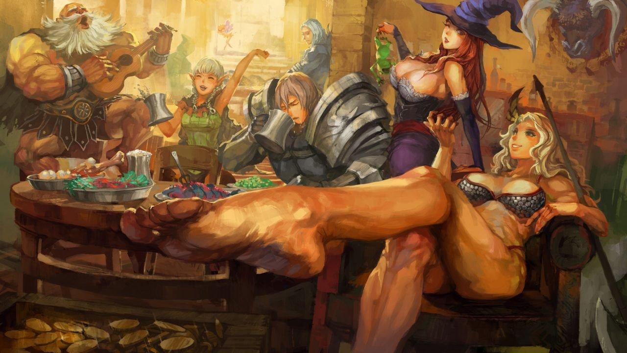 Dragon's Crown Pro Review 8
