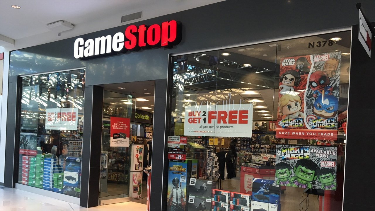 GameStop CEO steps down for personal reasons