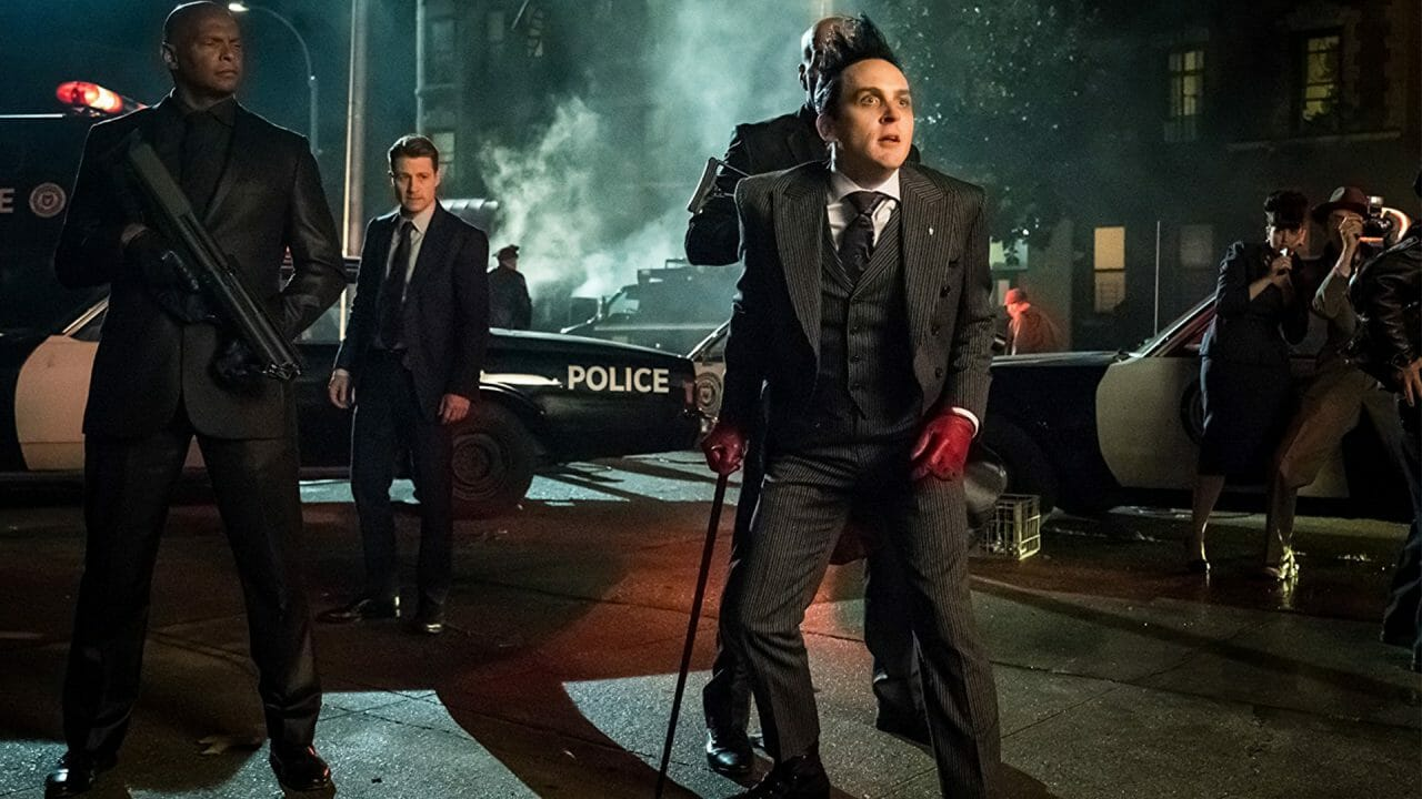 Gotham (Season 4) Review 1