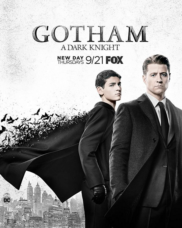 Gotham (Season 4) Review 5