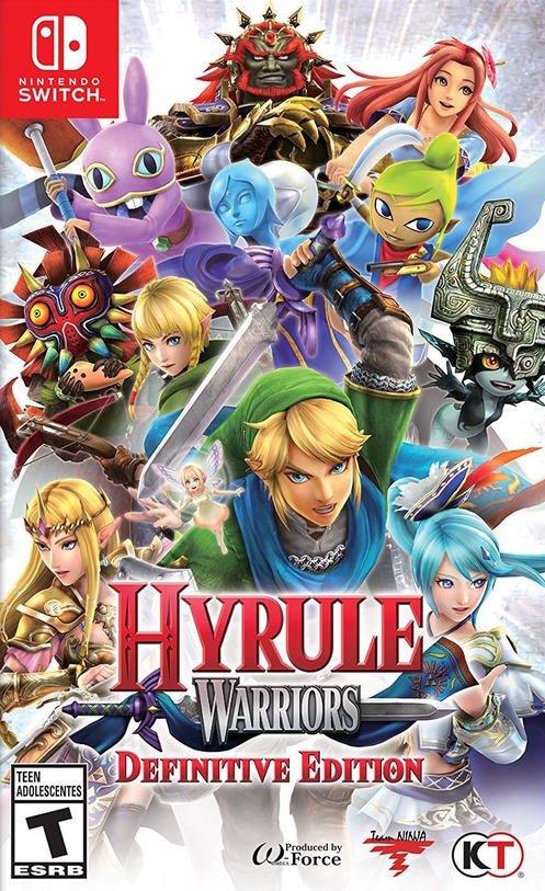 Hyrule Warriors: Definitive Edition Review - Benign Battlefield 1
