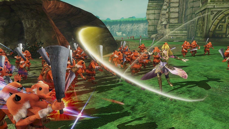 Hyrule Warriors: Definitive Edition Review - Benign Battlefield 2