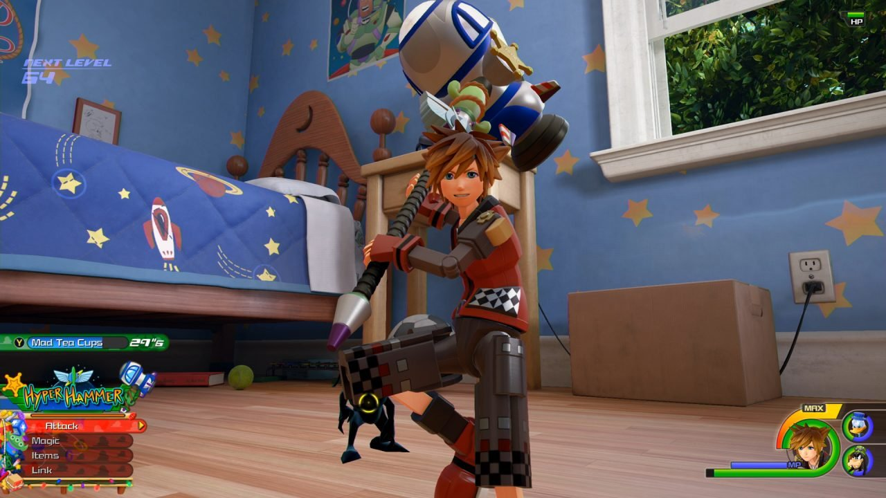 Kingdom Hearts 3 Preview - To Infinity...and Beyond! 3
