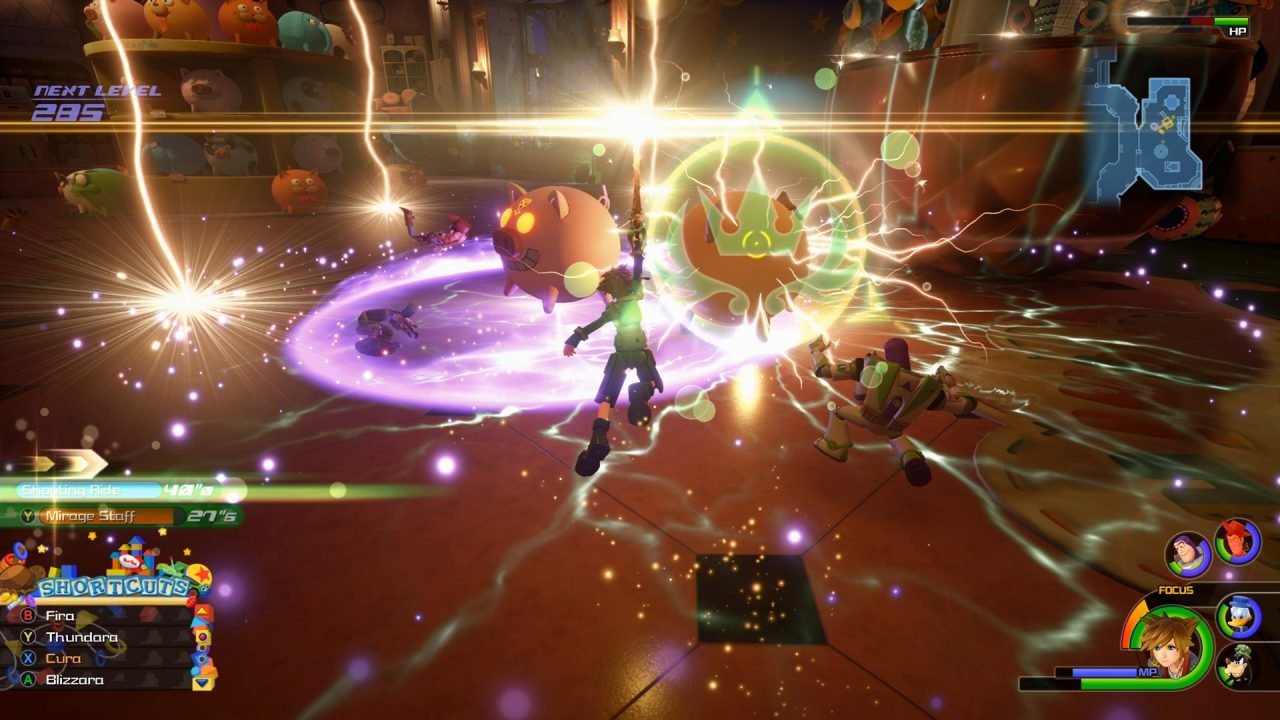 Kingdom Hearts 3 Preview - To Infinity...and Beyond! 5