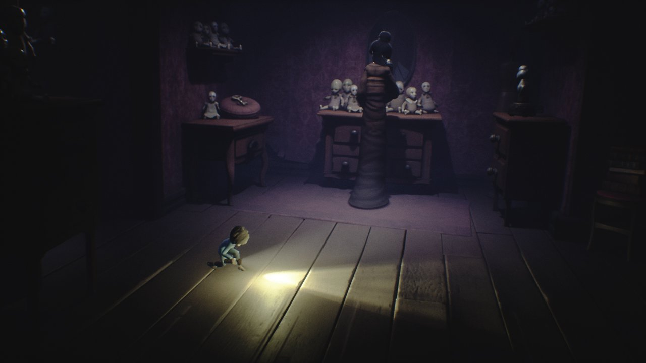 Little Nightmares: Complete Edition (Switch) Review 3