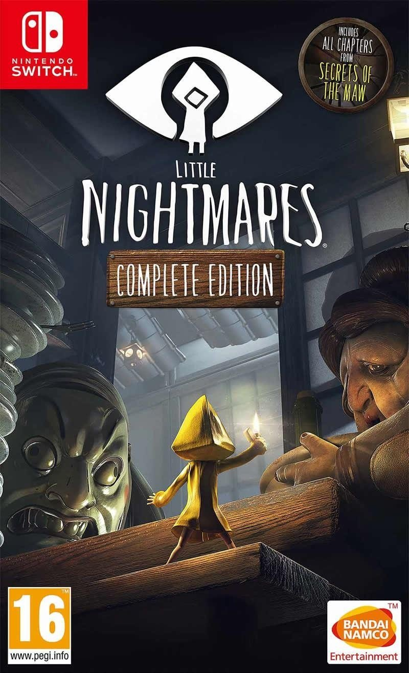 Little Nightmares: Complete Edition (Switch) Review 5