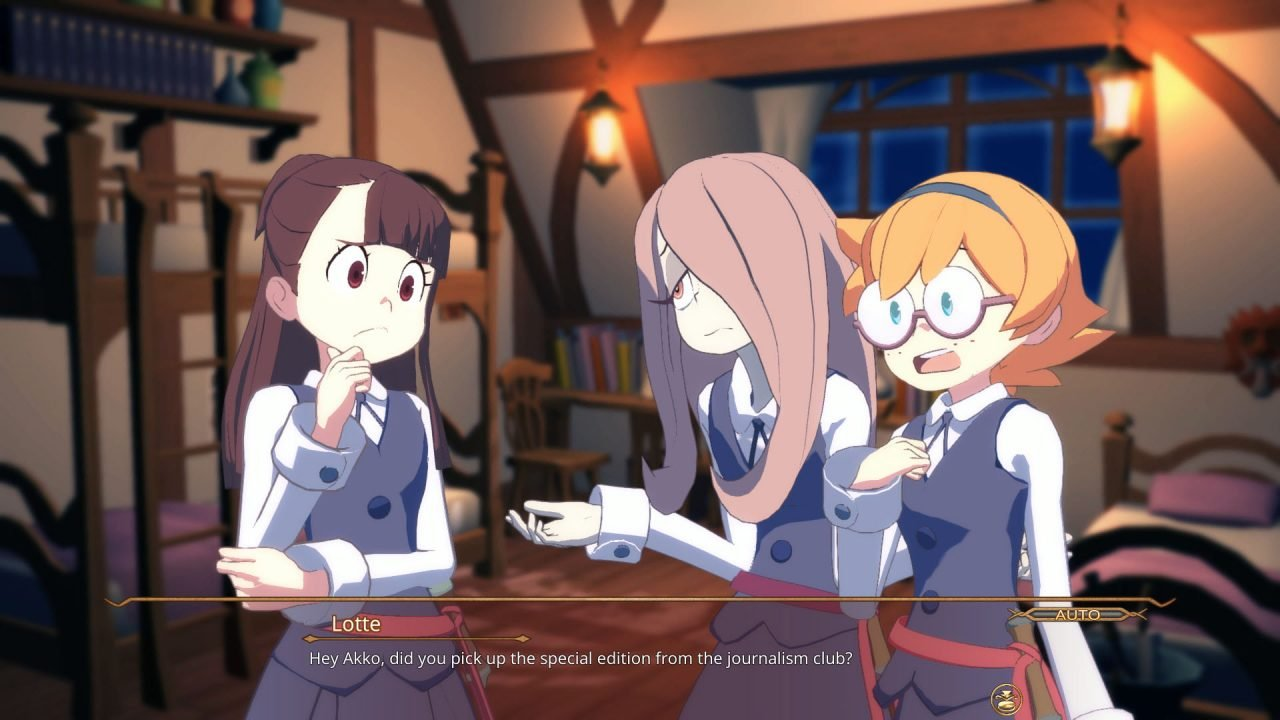 Little Witch Academia: Chamber of Time (PS4) Review 4