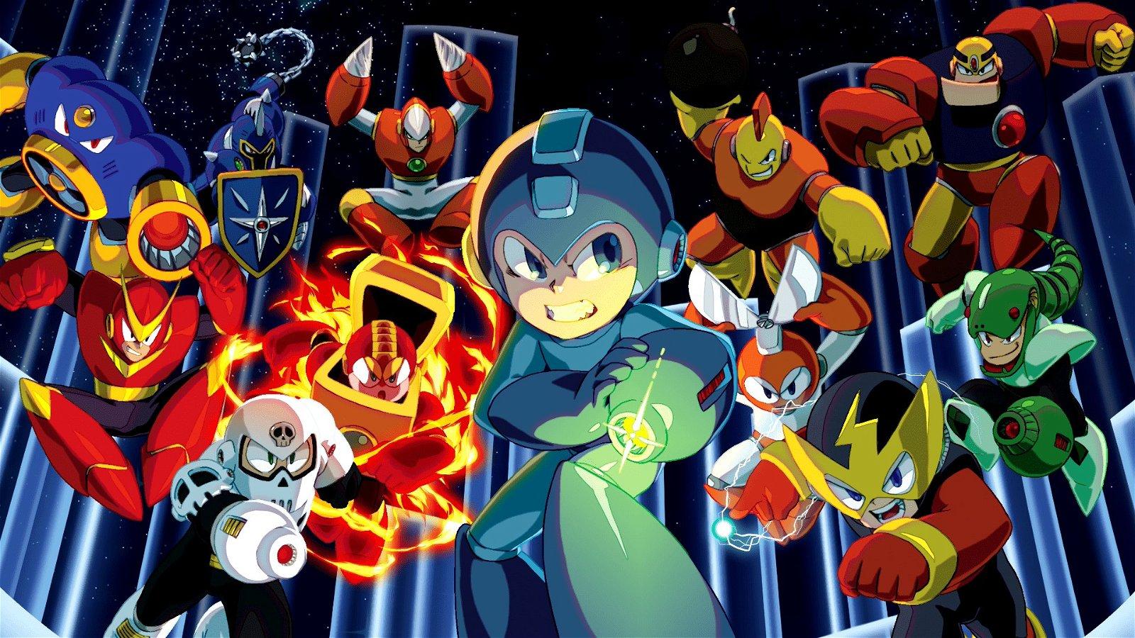 Mega Man Legacy Collection 1+2 (Switch) Mini-Review 1