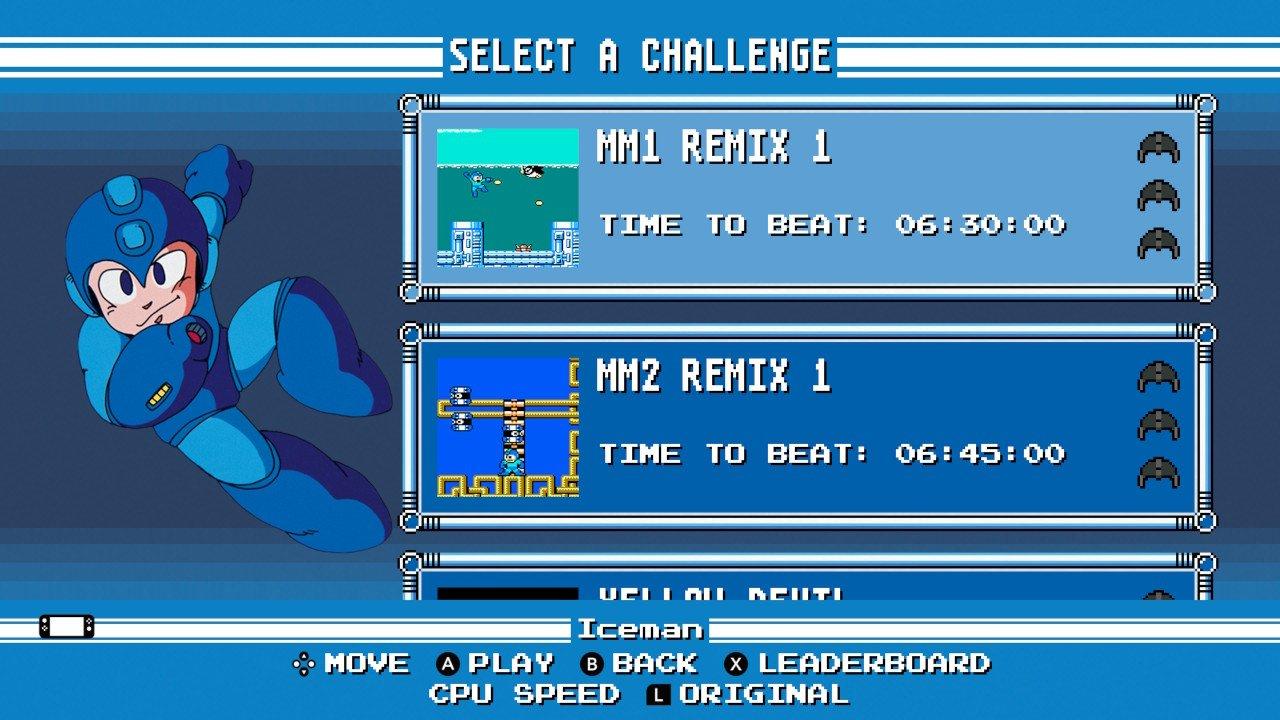 Mega Man Legacy Collection 1+2 (Switch) Mini-Review 4