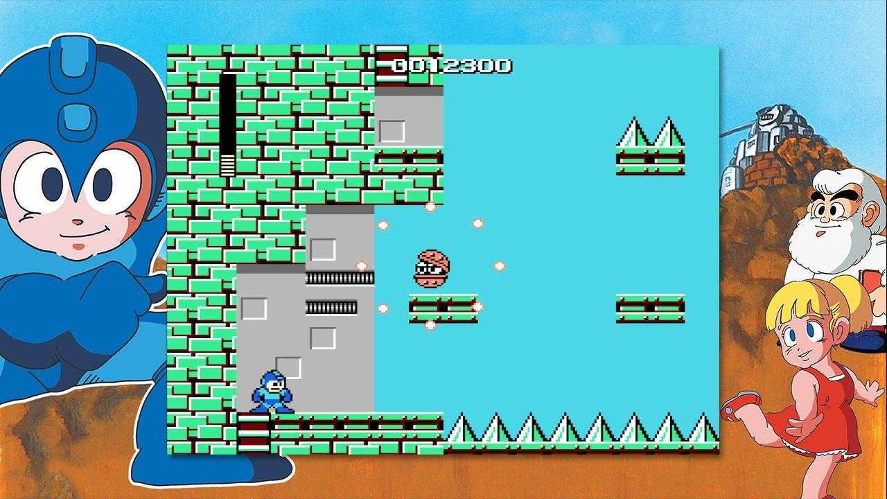 Mega Man Legacy Collection 1+2 (Switch) Mini-Review 5