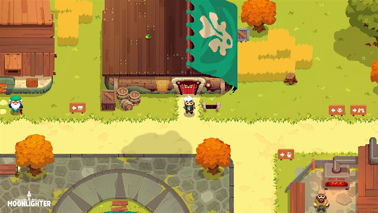 Moonlighter Review - Fire Sale 2