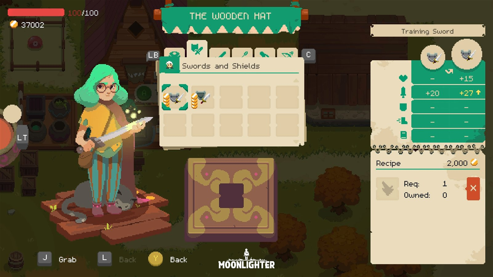 Moonlighter Review - Fire Sale 3