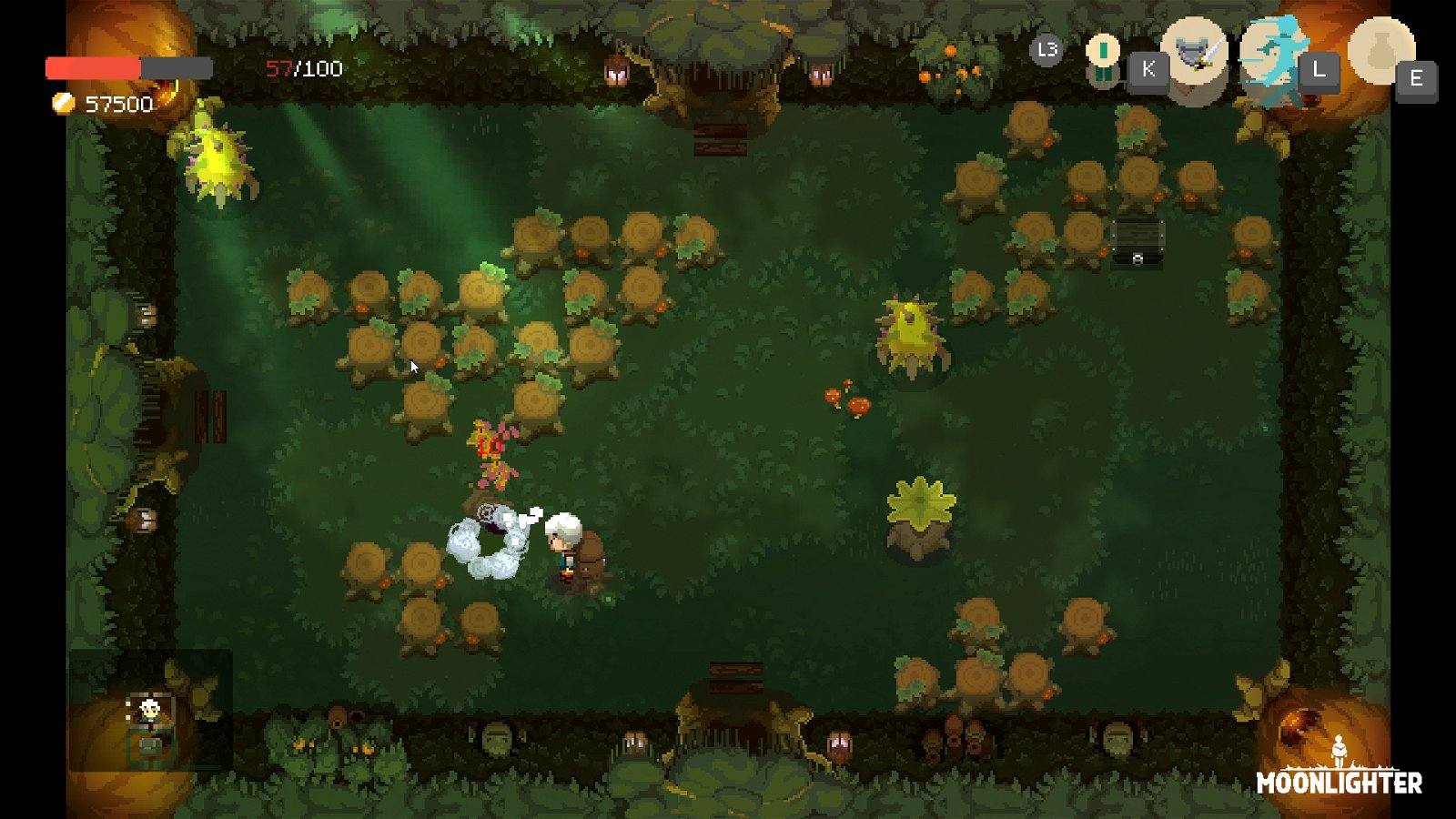 Moonlighter Review - Fire Sale 4