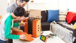 Nintendo Labo Robot Kit (Switch) Review