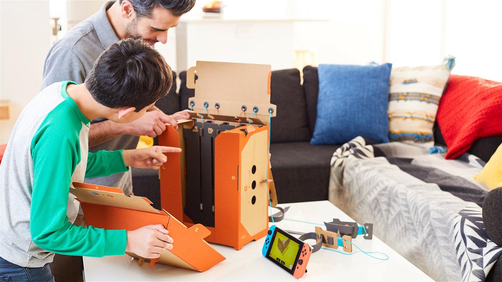 Nintendo Labo Robot Kit (Switch) Review 2