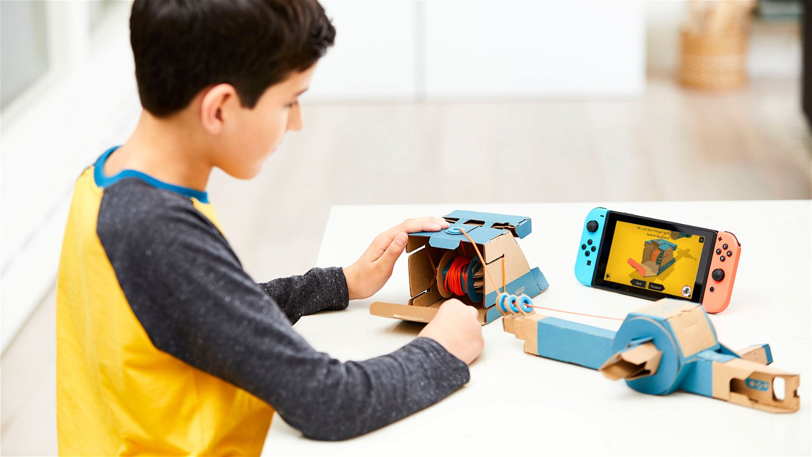 Nintendo Labo Variety Pack (Nintendo Switch) Review 2