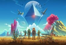 No Man's Sky's Next Update Brings Multiplayer