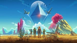 No Man's Sky Multiplayer Mode Coming This July