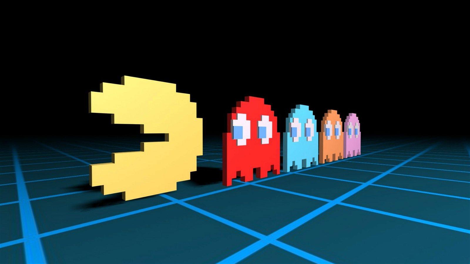 Pac Man Stories Coming To Amazon Alexa Cgmagazine
