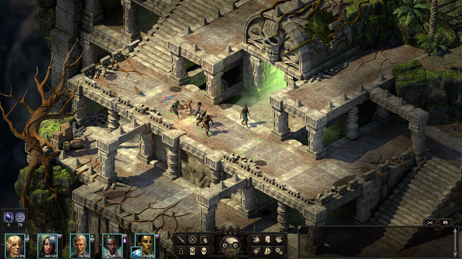 Pillars Of Eternity Ii Deadfire Review The Best Rpg On The High Seas