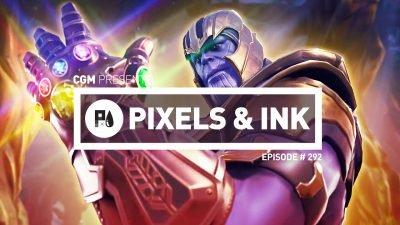 Pixels & Ink: Episode #292