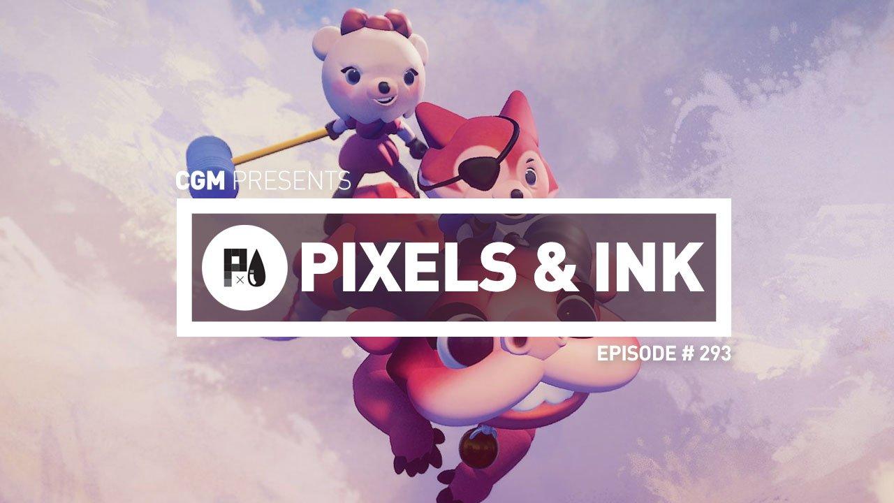 Pixels & Ink: Episode #293