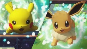 New Pokémon Games Revealed for Nintendo Switch — Let's Go Pikachu and Let's Go Eevee