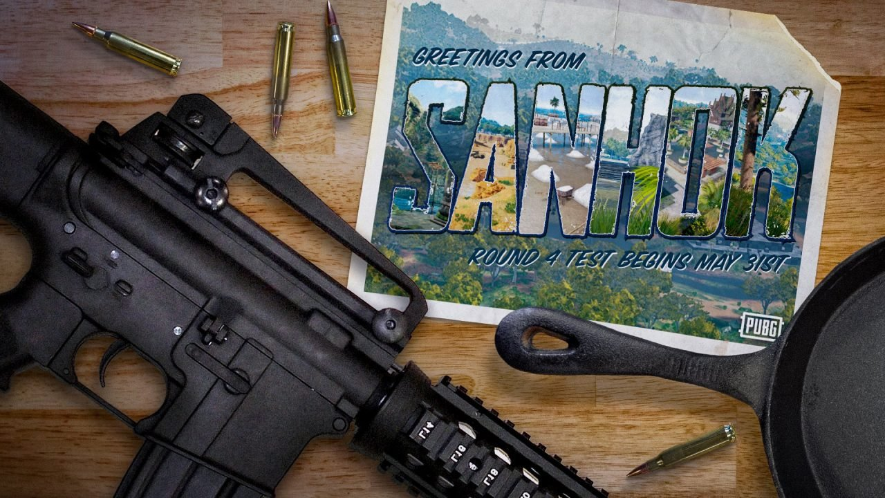 PUBG: Sanhok Returns to Test Servers This Week