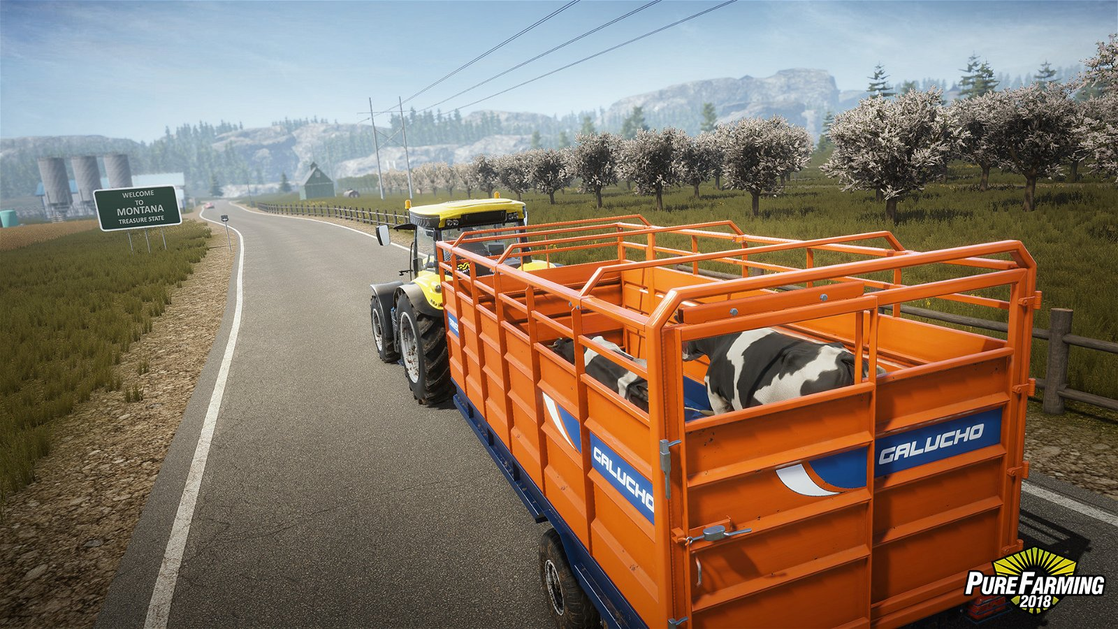 Pure Farming 2018 (Ps4) Review 7