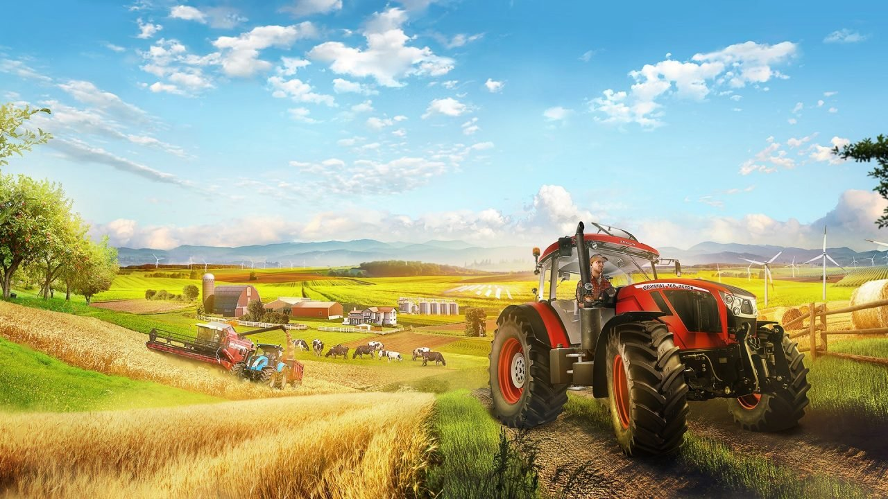 Pure Farming 2018 (PS4) Review 8
