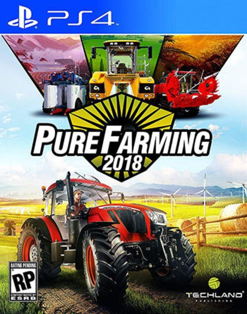 Pure Farming 2018 (PS4) Review 1