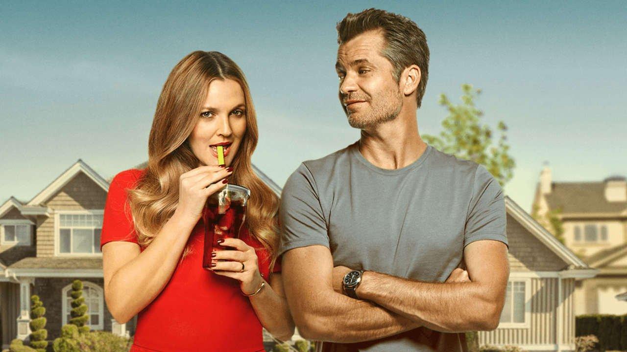Santa Clarita Diet Has Been Renewed For A Third Season