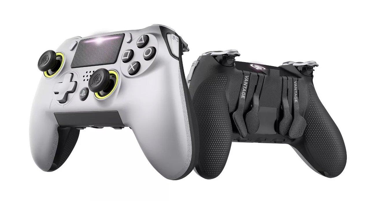 SCUF's New PS4 Controller Unlocks Gamers' True Potential