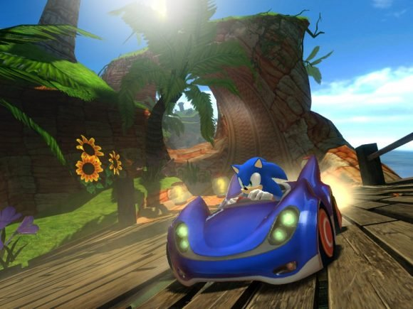 SEGA Unveils Team Sonic Racing With New Trailer