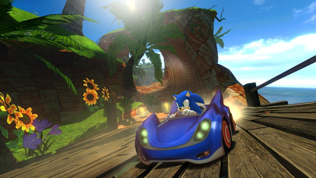 SEGA Unveils Team Sonic Racing With New Trailer