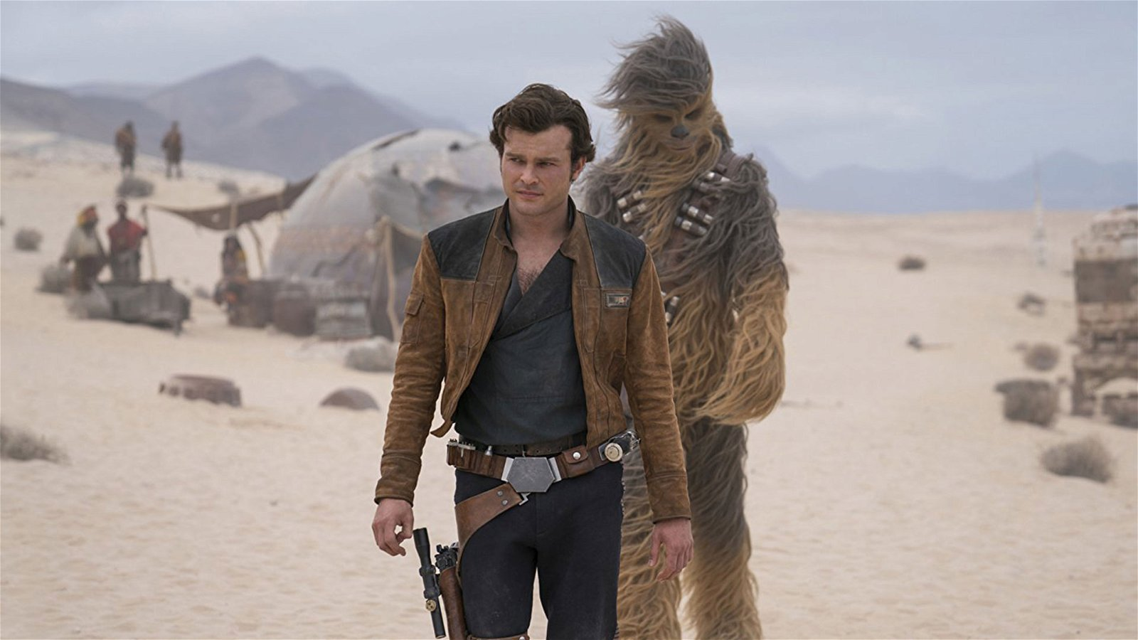 Solo: A Star Wars Story Review 3