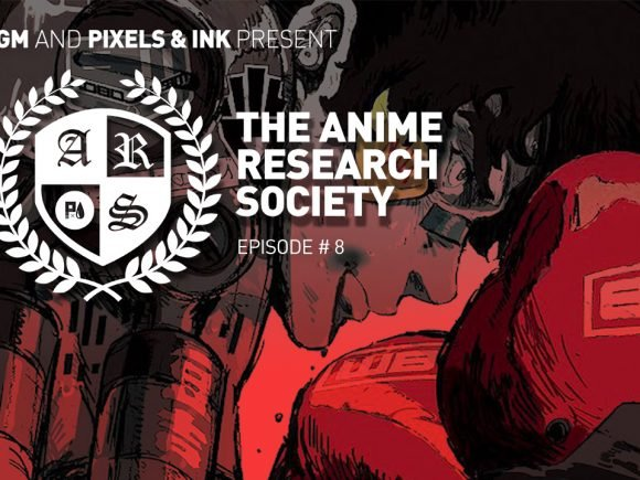 The Anime Research Society: Episode #8