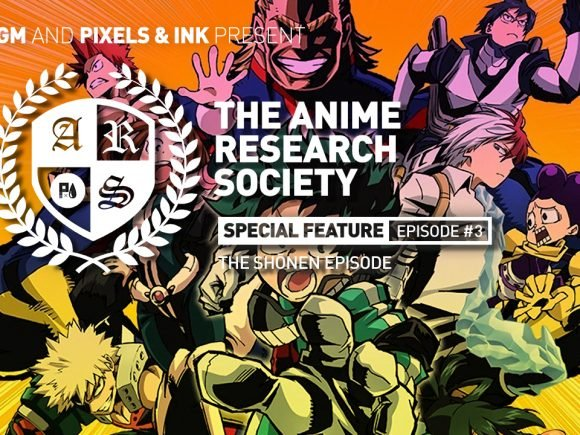 The Anime Research Society: Special Feature #3 - Part 1