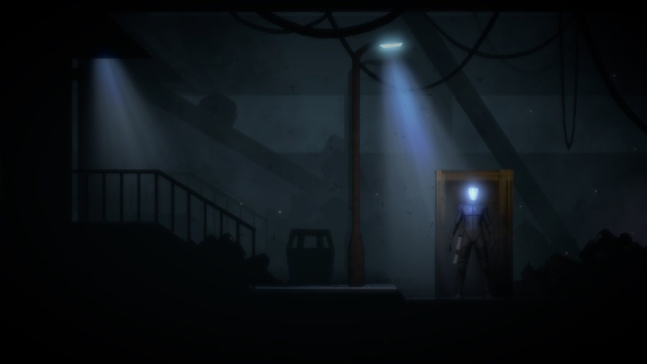 The Fall (Switch) Review 3