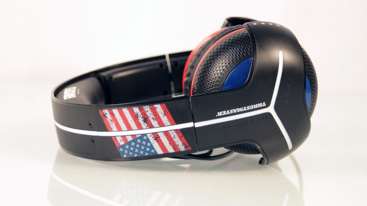 Thrustmaster Y-300CPX Far Cry 5 Edition Over-Ear Gaming Headset 1